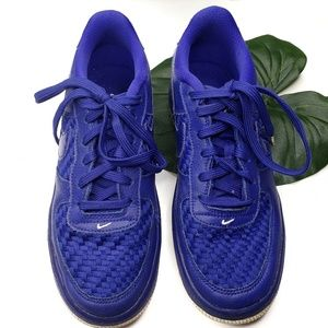 Nike Air Force 1 Low 07 LV8 Woven Concord Blue